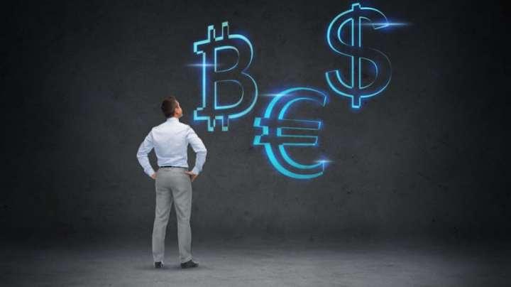 Bitcoin-o-monedas-tradicionales
