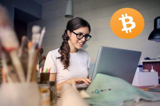 nunca pares de aprender - Bitcoin edited